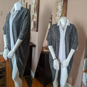 JEANS BY BUFFALO GREY CARDIGAN    50% OFF SALE